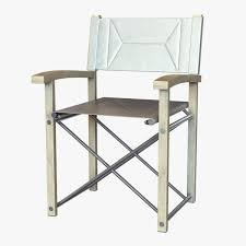 Leather Director Chair Covers Director Chair 3d Cgtrader