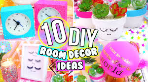 Easy Diy Room Decor 10 Diy Room Decor Ideas Diy Room Decor Ideas You Need To Try