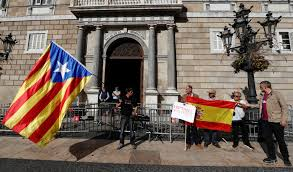 Picture Of Spain Flag Big Read Catalonia Crisis Splits Families And Friends U2013 Wikitribune
