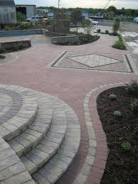 How To Lay Patio Pavers by Fresh Build Patio Concrete Pavers 9403