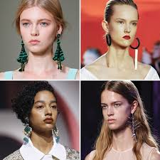 earrings trends fashion style and new clothing trends real style