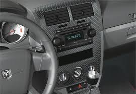 2007 Dodge Caliber Interior Mopar Oem Dodge Caliber Carbon Fiber Center Stack Autotrucktoys Com