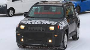 2015 jeep renegade autoblog jeep will update the renegade with new front and rear fascias and a