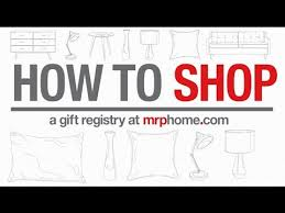 online gift registry how to shop a gift registry online with mrphome