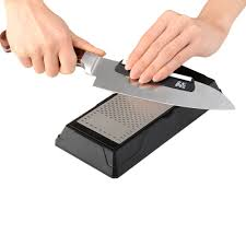 taidea 360 600 double sided grit diamond whetstone knife sharpener