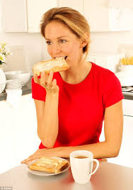 Buttered Bread In Toaster Experts Reveal How To Cook The Perfect Slice Of Toast Daily Mail