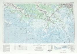 Minnesota Topographic Map New Orleans Topographic Map Sheet United States Full Size
