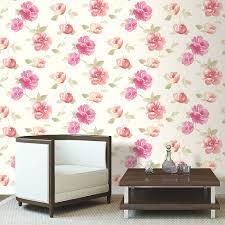 floral wallpaper vintage rose j845 murivamuriva