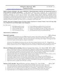 sample financial controller resume job wining corporate controller
