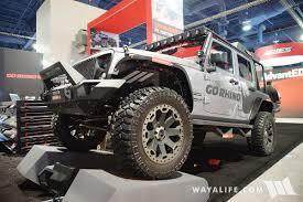 jeep rhino 2016 sema go rhino jeep jk wrangler
