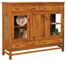 furniture home elegant buffet table or wood cabinet to display