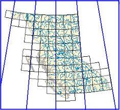 utm zone map maps