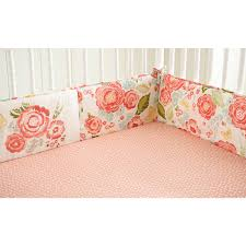 Organic Nursery Bedding Sets by Bedroom Alluring Crib Bumpers For Crib Accessories Idea