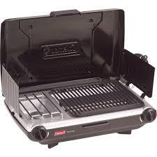 Toaster Burner Coleman Perfectflow 10 000 Btu 2 Burner Grill Camp Stove Match