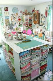Furniture For Craft Room - 181 best home craft rooms images on pinterest diy apartment