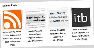 yarpp template display thumbnails by automatically grabbing the
