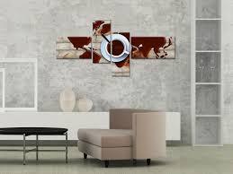 tableau pour cuisine tableau sur toile imprimée décoration café tableau pour cuisine
