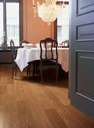 Laminate Floor Steps Perspective Dark Varnished Oak Uf918 Laminate Flooring