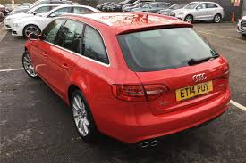 used 2014 audi a4 2 0 tdi 150 se technik 5dr multitronic for sale