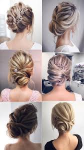 bridal hairstyles 12 so pretty updo wedding hairstyles from tonyapushkareva