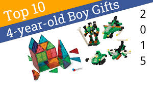 10 best gifts for 4 year boys 2015