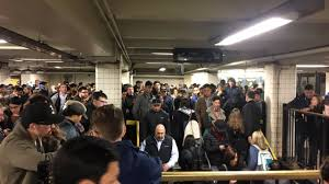 Power Outage Map New York by Mta Service Snarled For Hours Due To Power Outage At Seventh