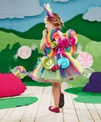 Candy Fairy Halloween Costume Candy Fairy Costume Girls Chasing Fireflies Candyland