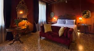best rooms and suites luxury accommodation in venice italy