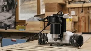 goliath cnc an autonomous robotic machine tool for makers by