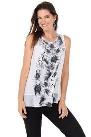 black and white blouses s knit tops blouses anthony s apparel