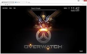 yugioh theme for google chrome overwatch wallpapers hd new tab themes chrome web store