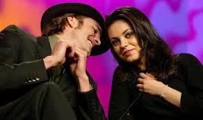 ashton kutcher and mila kunis engaged a history of their romance