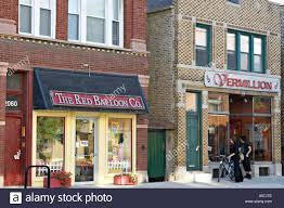 illinois chicago stores in bucktown neighborhood on near west side