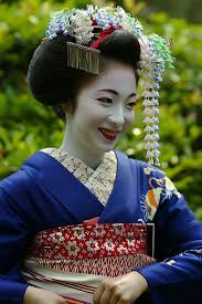 40 best kanzashi images on hair ornaments geishas and