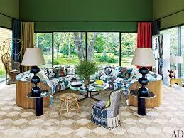Interior Designer Muriel Brandolinis Vibrant Hamptons Beach House - Interior designing home 2