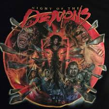 the horrors of halloween night of the demons 1988 soundtrack