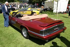 file jaguar xjs convertible 1994 rear left jpg wikimedia commons