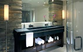 trough bathroom sink vessel double vanity freestanding with