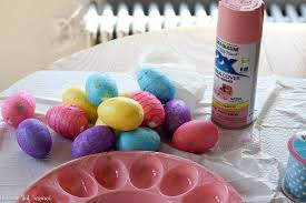 how to make easter wreaths how to make an egg tray wreath for easter with dollar store supplies