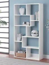 modern bookcase ebay