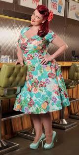 vintage style plus size dress my style pinterest vintage