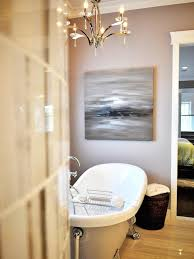 Modern Bathroom Chandeliers Bathroom Lighting Fixtures Hgtv