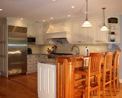 Custom Wood Cabinet Doors by Knotty Wood Kitchen Cabinets Monsterlune
