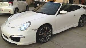 porsche 911 custom porsche 911 gt2 gt3 1999 996 conversion to 2013 991 custom front