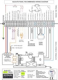 3 phase manual changeover switch wiring diagram for generator and