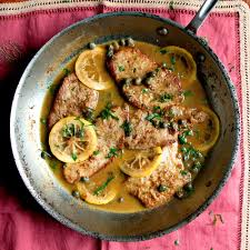 Chicken Piccata Cooking Light Veal Piccata Recipes Food And Pork