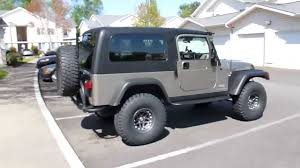 jeep wrangler tj rubicon for sale 2006 jeep wrangler rubicon unlimited lj