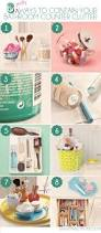 Bathroom Countertop Storage by 137 Best Bathroom Organization Images On Pinterest Bathroom