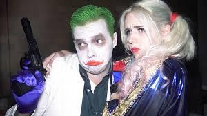 the joker harley quinn squad parody real life superhero