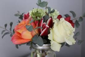 Mason Jar Flower Arrangement Mason Jar Flower Arrangements U2014 Calgary Wedding Planner Kristen